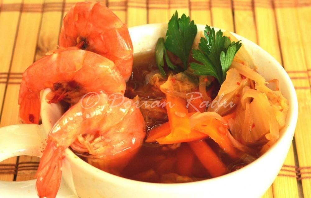 kimchi arde grăsime