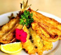 sardine-tempura